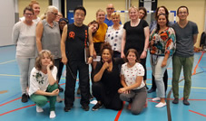 Tai Chi & Office exercise voor school leraren