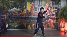 Stay at home, learn at home! Tai Chi Jian (23-3-2020)