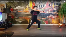 Stay at home, learn at home! Tai Chi 42a (19-3-2020)